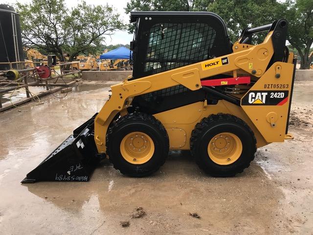 Cat SkidSteer CIE Lifts San Antonio Rental Sales