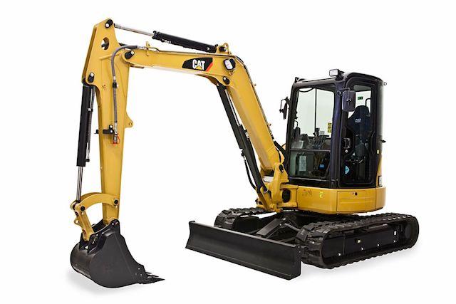 CAT mini excavator sales and rentals