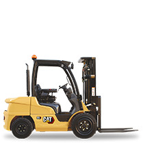CAT forklifts sales and rentals