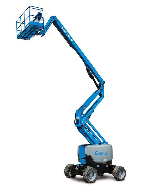 Genie articulated boom lift sales and rentals