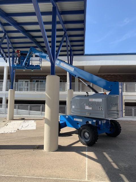 Genie Boom Lift CIE Lifts San Antonio Sales Rentals