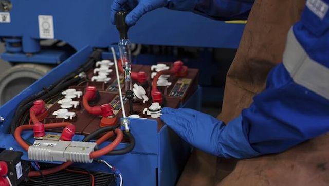Scissor Lifts repair Genie CIE Lifts San Antonio